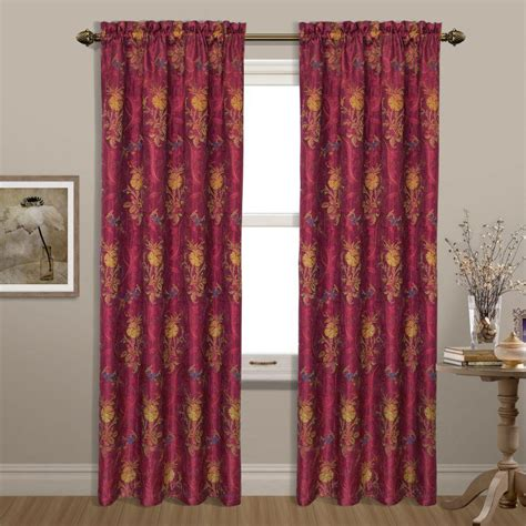 curtains toppers burgundy curtain topper masata design burgundy curtains