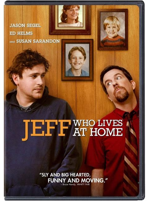 jeff who lives at home dvd on sale now at mighty ape nz
