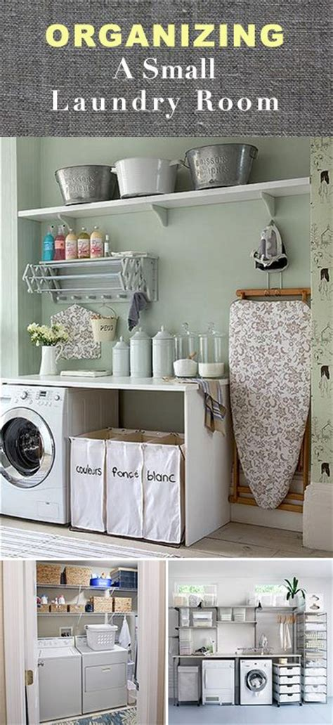 426375 Best Images About Share Your Craft On Pinterest Storage Ideas For Small Laundry Room