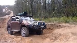 Isuzu Mu X Road Isuzu D Max Mu X Newnes State Forest
