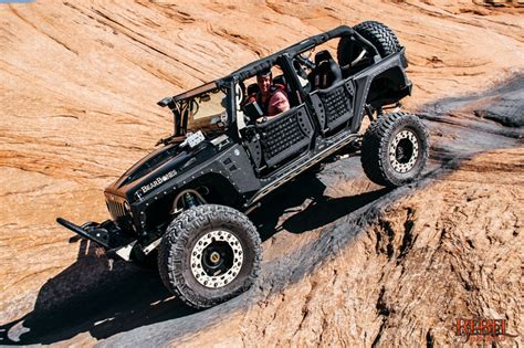 2016 jeep rebel rebel off road goes to easter jeep safari 2016