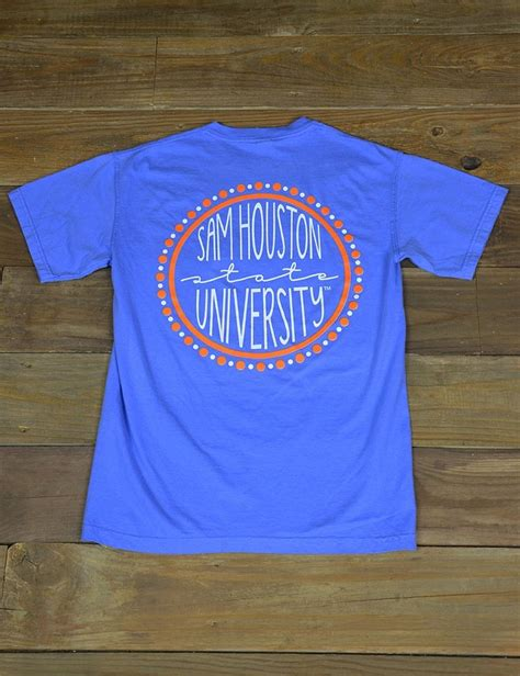 design a shirt comfort colors 78 best images about sam houston state university on