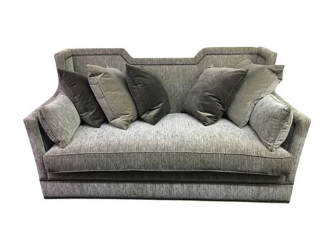 sofa repair brton burton james custom sofa chairish