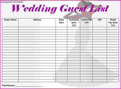 Free Wedding Planner Templates by Free Printable Wedding Checklist Wedding Planning
