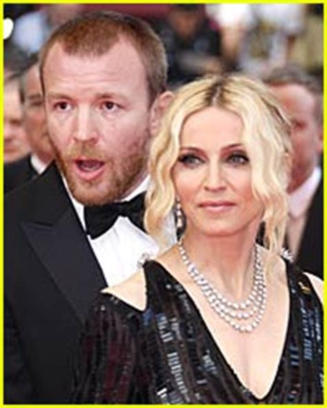 Madonna Ritchie Getting Divorced by Madonna And Ritchie Headed For Splitsville