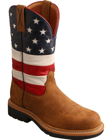cowboys boots twisted x hooey s americana western boots boot barn