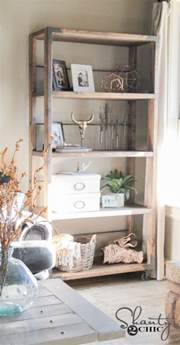 Bookcase Plans Diy Diy Industrial Cart Bookcase Shanty2chic Bloglovin