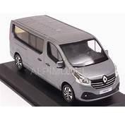 NOREV 518026 Renault Trafic Combi 2015 Cassiopee Grey 1/43