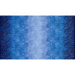 ombre dot blue discount designer fabric fabric