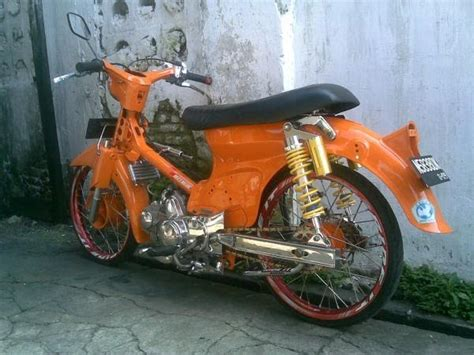 Modifikasi Motor Kalong by Kalong Motor Sport