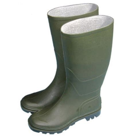 pattern maker wellington town country wellington boots green