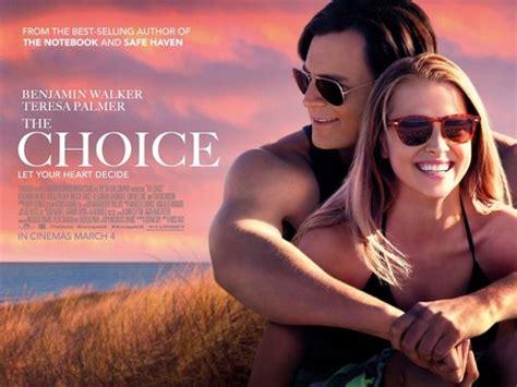 the choice empire cinemas synopsis the choice
