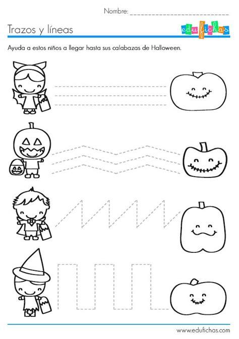 imagenes educativas halloween 7 mejores im 225 genes de fichas educativas de halloween en