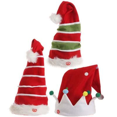 raz animated musical christmas tree hats trendy tree blog
