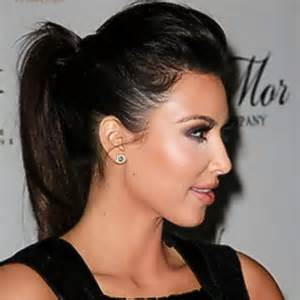 dressy ponytail hairstyles new formal hairstyles celebrity playful ponytails