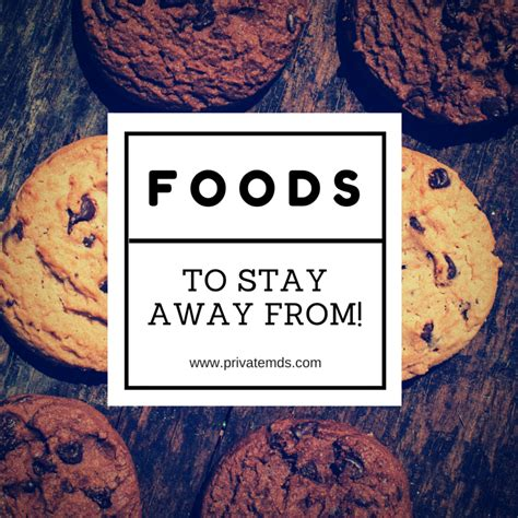 10 Types Of To Stay Away From by 10 Foods To Stay Away From Privatemds