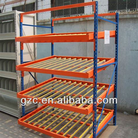 gravity roller pallet fifo flow rack buy gravity pallet