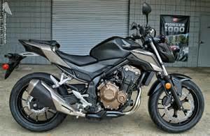Honda 500 Bike 2016 Honda Cb500f Sport Bike