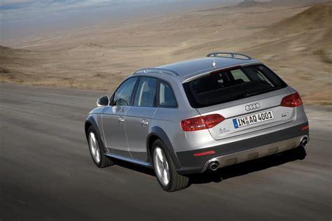 Audi A4 Offroad by Audi A4 Allroad Quattro Mittelklasse Kombi Im Offroad
