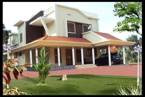 kerala home design 2000 sq ft two storey kerala house designs 2 7 keralahouseplanner