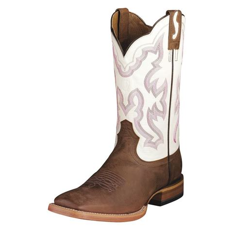 mens used cowboy boots ariat cowboy boots mens cr boot