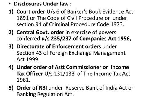 section 235 insolvency act 02 banker customer realtion ship and special types of accounts
