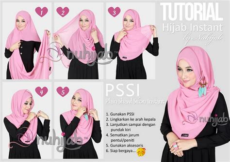 tutorial html style tutorial hijab modern hoodie style terkini 2016