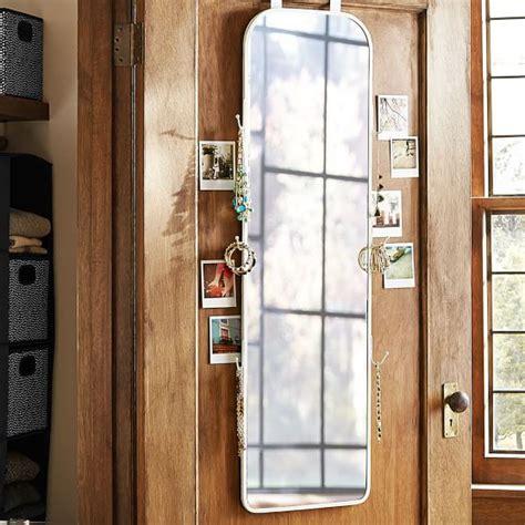 The Door Mirrors by The Door Length Mirror Pbteen
