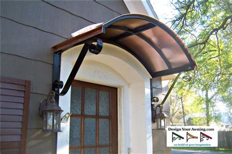 door awnings copper the eyebrow gallery copper awnings projects gallery of metal awnings