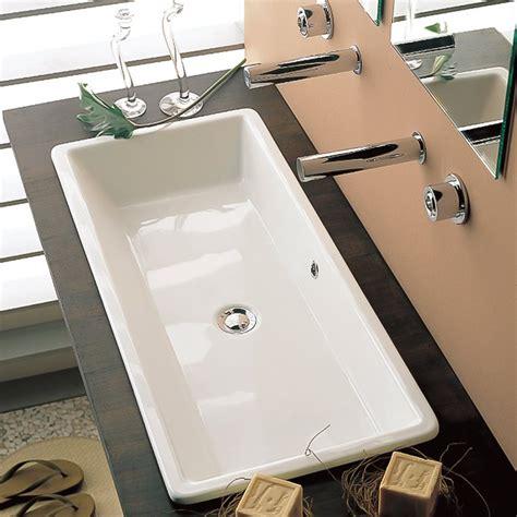 lavabo incasso bagno lavabo da incasso sottopiano bagno decorazioni per la casa