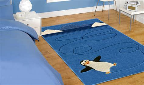 tappeti per bambini ebay tappeto per bambini ideale per cameretta pinguino che