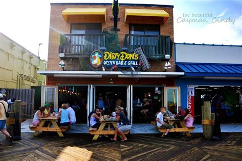 dirty don s oyster bar grill myrtle beach nightlife
