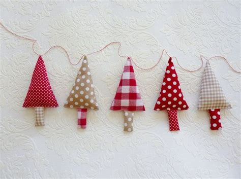 25 best ideas about fabric christmas trees on pinterest