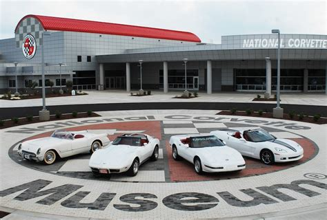national corvette museum gm to restore corvettes wrecked by corvette museum