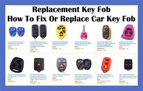 nissan key not working how to fix replace program car key fob replacement key