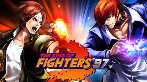 imagenes animadas king of fighters snk anuncia the king of fighters 97 global match para ps4