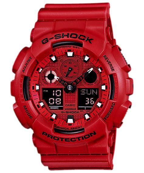 Jam Casio G Shock Ga 100c 4a tips memilih jam tangan sesuai warna kulit dan bentuk