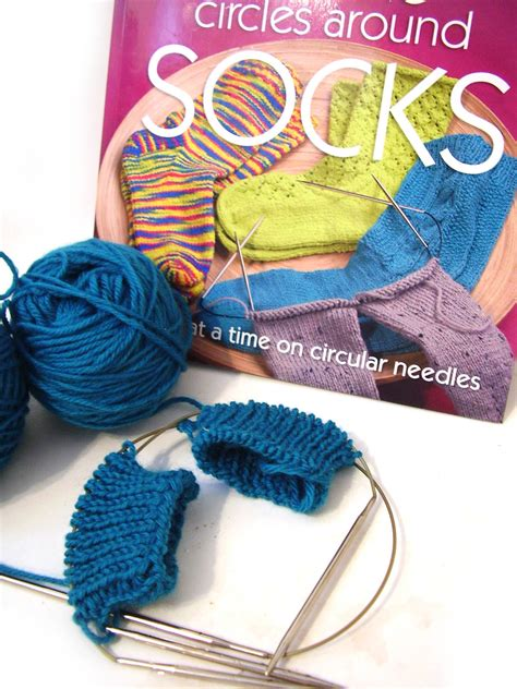 knitting socks on two circular needles picking needles for knitting your sock freshstitches