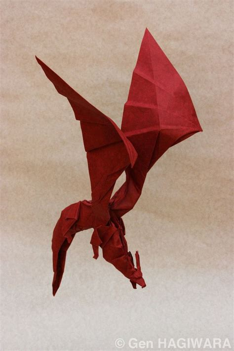 Origami Papercraft - 146 best images about origami dragons on