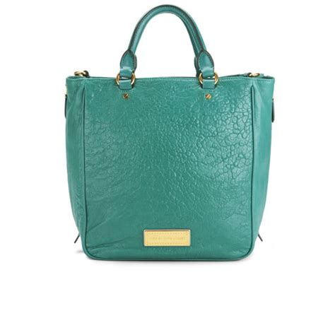 Marc By Marc Washed Utility Satchel by Marc By Marc Washed Up Leather Tote Bag Island