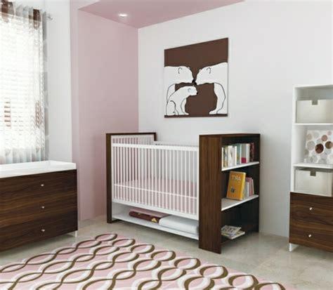 rosa weiß und gold schlafzimmer dekor rosa babyzimmer