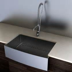 Stainless steel apron front kitchen sink sinks gallery