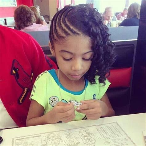 side ponytail child 17 best images about little girl hairstyles on pinterest