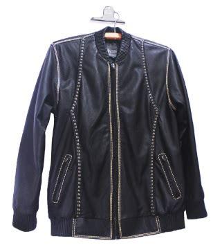 jaket kulit mewah