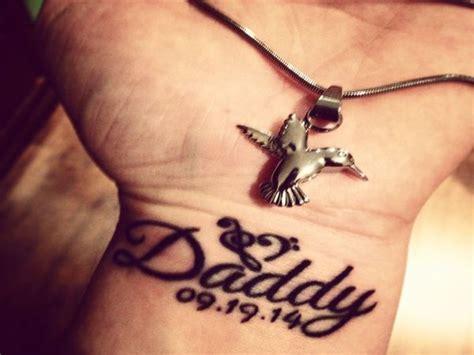 rip dad tattoos designs de 25 b 228 sta id 233 erna om rip bara p 229