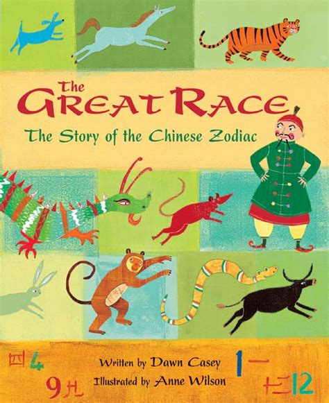 the great race the story of the zodiac