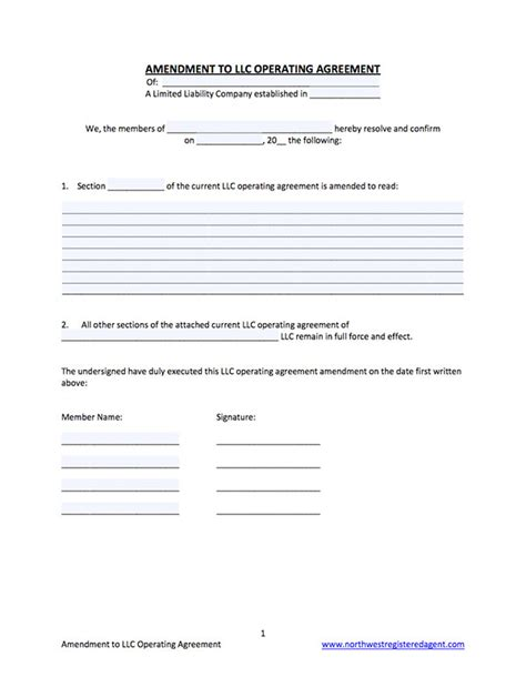 llc contract template best photos of standard employment contract template