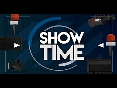 Talk Show After Effects Template Youtube Show Templates