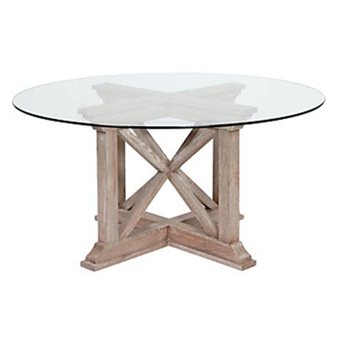 white wash dining room table stylish home decor chic furniture at affordable prices