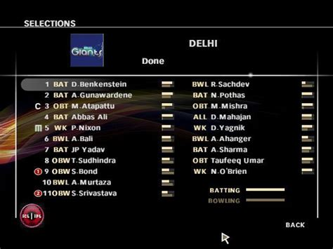 ipl theme download for pc ea sports cricket 2009 ipl pc game